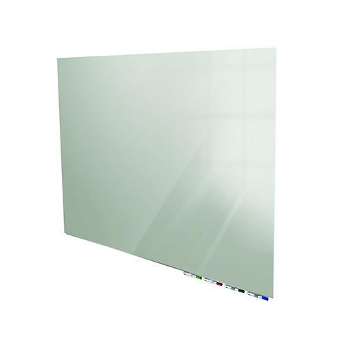 Aria Low Profile Colored Glass Dry Erase Boards