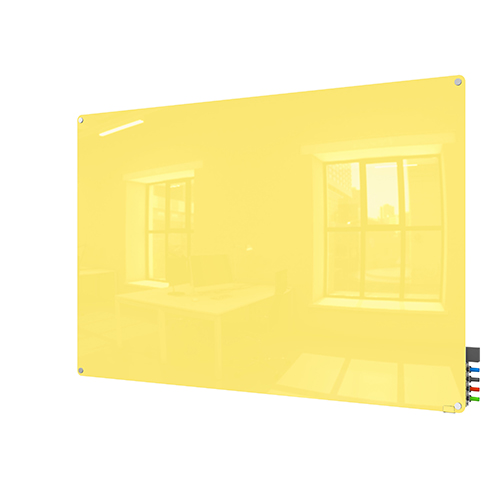 Harmony Colors Magnetic Glass Board