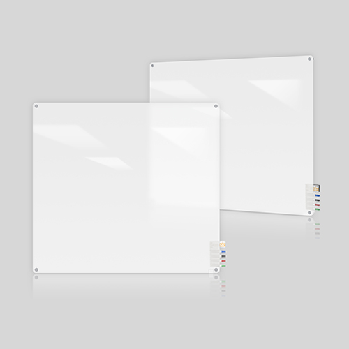 Harmony Frosted Glass Board