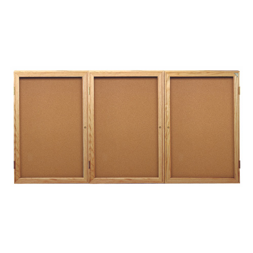 Enclosed Indoor Bulletin Boards