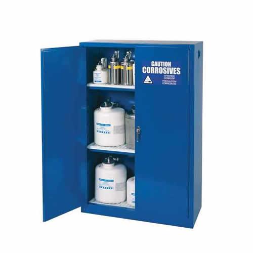 Acid and Corrosive Storage Cabinets
