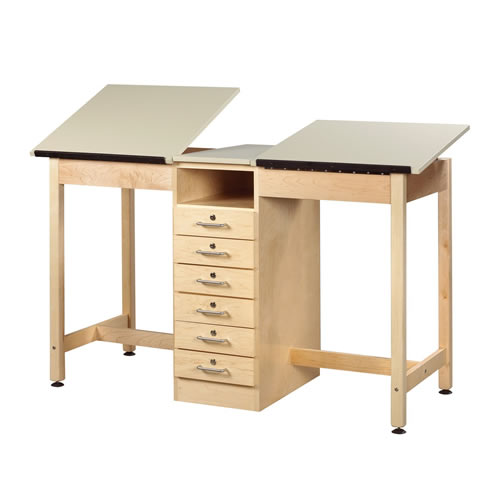 Multi-Station Art/Drafting Table
