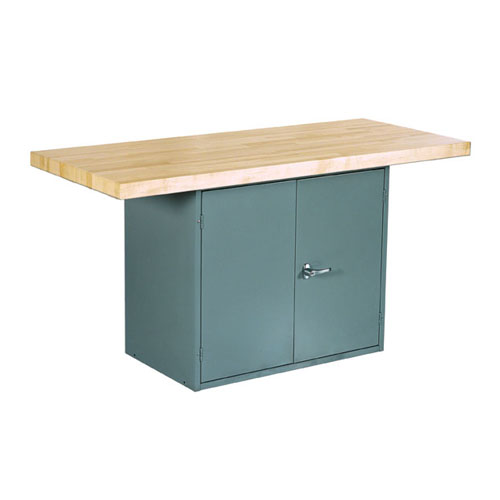 Metal Multi-Station Workbench