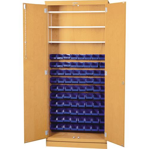 Parts Storage Cabinet