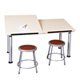 Adaptable Drawing Tables