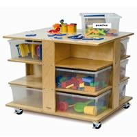 Cubbie Storage Units