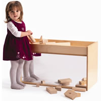 Early Childhood Storage Units