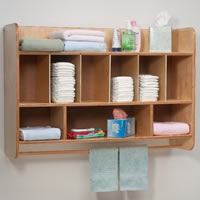 Hanging Diaper Storage