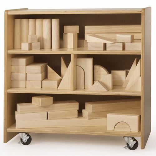 Block Storage Carts