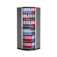 Binder Storage Carousels