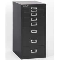 Bisley Under Desk Multidrawer Cabinet