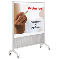 Free Standing Mobile Boards