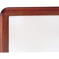 Egan™ Designer Wood Frame Markerboards