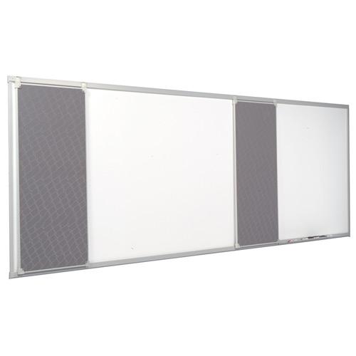 Egan™ Aluminum Frame Tackboards