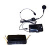 Wireless UHF Headset Mic Kit