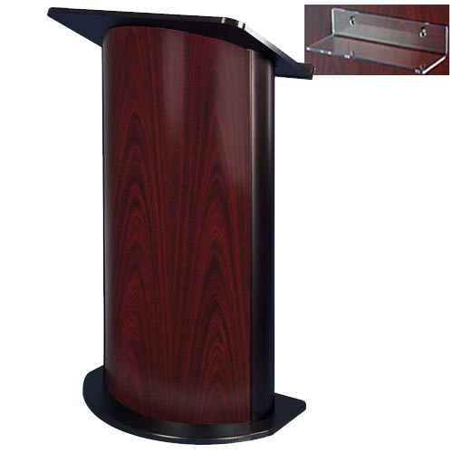 Curved Lecterns
