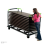 GHD Rectangle Table Truck
