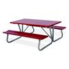 Deluxe Aluminum Picnic Table
