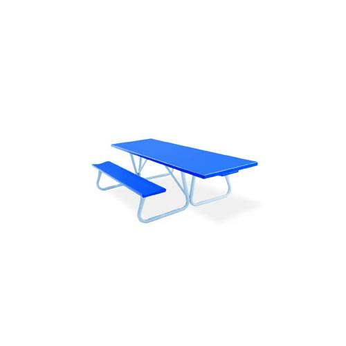 ADA Deluxe Aluminum Picnic Table