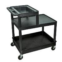 Standup Polyethelene Utility Carts