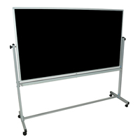 Free Standing Mobile, Rolling Chalkboards.  Magnetic, Composition, Music Lines. Custom Sizes Available.