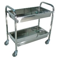 Steel Tub Carts
