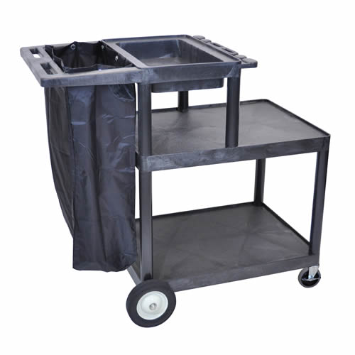 Luxor Janitor Carts