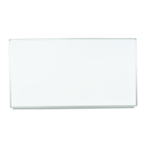 Wall-Mounted White Magnetic Markerboards
