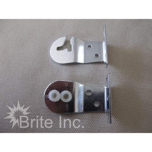 Bracket - Universal - Inside, Outside or Ceiling Mount