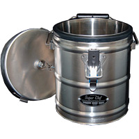 Model 100 Insulated Food Container