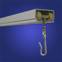 Duralign Hospital & Cubicle Curtain Track Kits