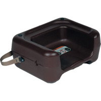 Plastic Booster Seat with Safety Strap