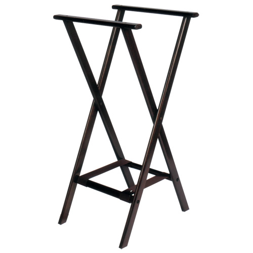 Bottom Strap Only Deluxe Wood Tray Stands