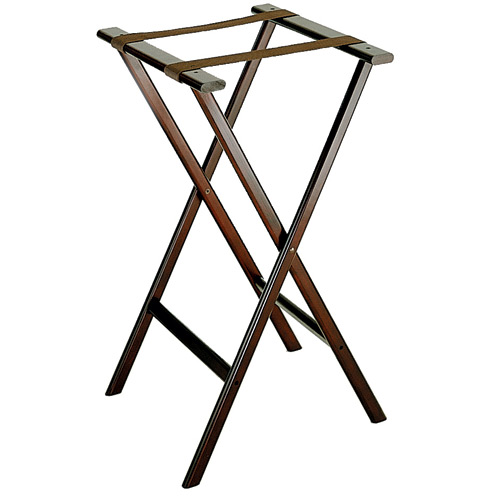Economy Wood Tray Stand