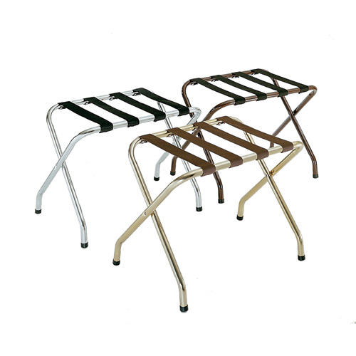 Flat Top Metal Luggage Rack