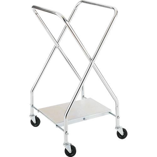 Folding Adjustable Hamper Stand System