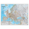 Europe Classic Wall Maps