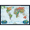 Wall Maps - World Decorator