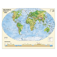 Physical US/World Maps