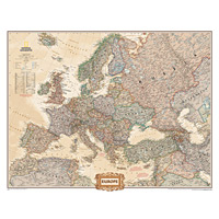 Europe Executive Wall Maps