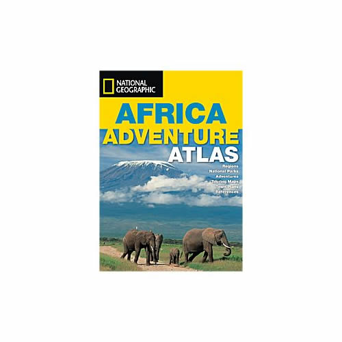 Africa Adventure Maps and Atlas