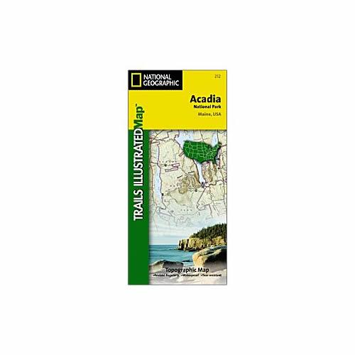 Trails Illustrated Maps Northeast Region - Trails illustrated maps