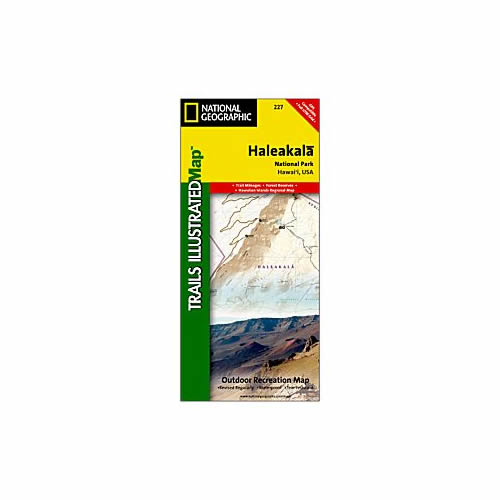 Trails Illustrated Maps - Hawaii, Puerto Rico, V.I.