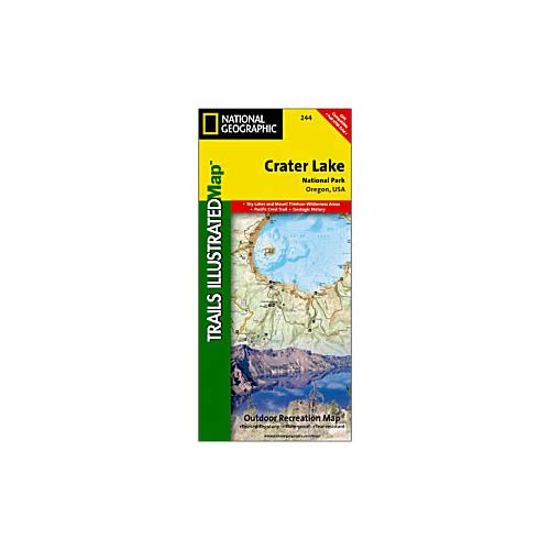 Trails Illustrated Maps - Northwest Region