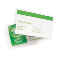 SelfSeal™ NoMistakes™ Repositionable Self-Adhesive Laminating Pouches