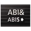 Quartet® Characters for Magnetic Letter Boards