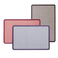 Quartet&reg; Contour&reg; Fabric Bulletin Boards