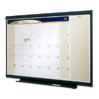 Quartet&reg; Prestige&reg; Total Erase&reg; Planner and Calendar Boards