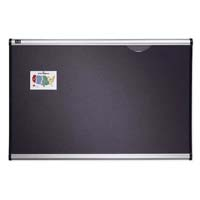 Quartet&reg; Prestige&reg; Grey Diamond Mesh Fabric Bulletin Boards