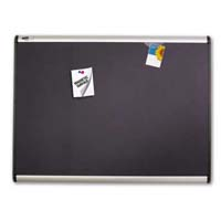 Quartet&reg; Prestige Plus&reg; Magnetic Fabric Bulletin Boards